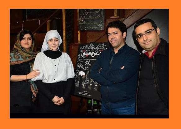 بیوگرافی آزاده سیفی بازیگر و همسرش + اینستاگرام و عکس
