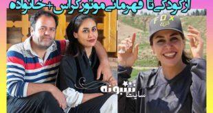 بیوگرافی فهیمه نعمت اللهی قهرمان موتور کراس و همسرش +عکس و ویکی پدیا