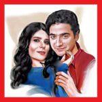 عکس ازدواج همایون شجریان و سحر دولتشاهی