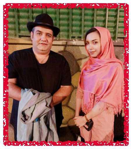 بیوگرافی میرطاهر مظلومی بازیگر و همسرش و دخترش ستایش +عکس