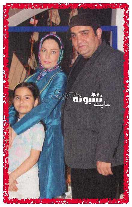بیوگرافی میرطاهر مظلومی بازیگر و همسرش شهلا مقدمی و دخترش ستایش +عکس