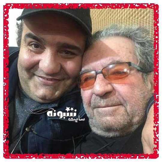 بیوگرافی و عکس میرطاهر مظلومی بازیگر و پدرش و برادرش
