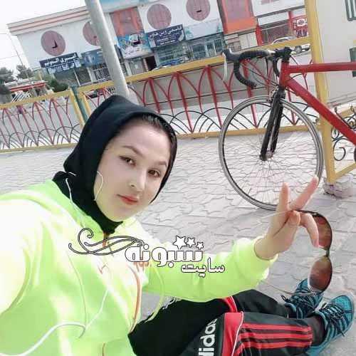 بیوگرافی سونیا سلطانی دختر دوچرخه سوار افغانستان کیست +اینستاگرام