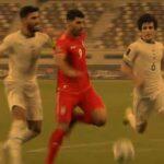 فیلم گل مهدی طارمی به عراق مقدماتی جام جهانی 2022 (16 شهریور 1400)