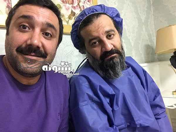 بیوگرافی رضا کریمی بازیگر و همسرش +ماجرای فوت پدر و مادرش با عکس