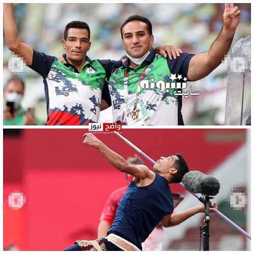 بیوگرافی سعید افروز قهرمان پارالمپیک پرتاب نیزه و همسرش +عکس و اینستاگرام