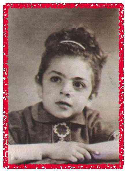 بیوگرافی بیتا فرهی و عکس کودکی