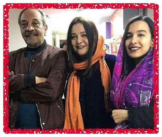 بیوگرافی داریوش فرهنگ و همسرش نازیتا اربابیان