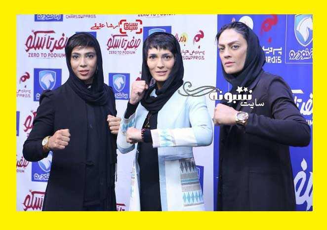 بیوگرافی الهه منصوریان خواهران منصوریان وووشو کار و همسرش +عکس و اینستاگرام