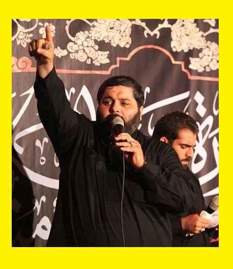 زندگینامه حاج حسن جمالی مداح اینستاگرام و دانلود بهترین روضه هایش