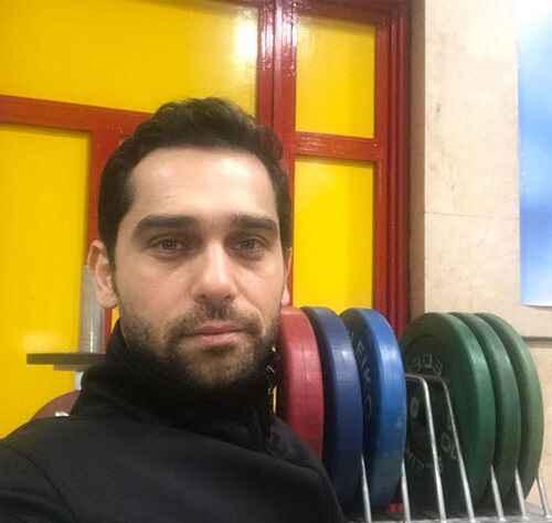 بیوگرافی امیر جعفری وزنه بردار پارالمپیک و همسرش + عکس و علت معلولیت