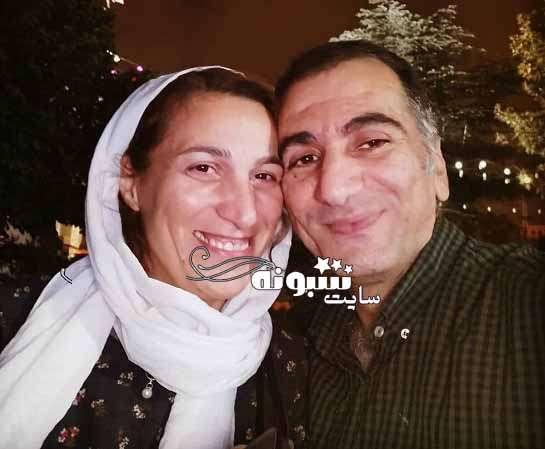 بیوگرافی فلامک جنیدی و همسرش آیدین پوری کیست و فرزندانش +عکس و علت مهاجرت