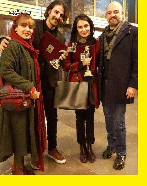 بیوگرافی بیاینا محمودی بازیگر گاندو و همسرش + عکس و اینستاگرام