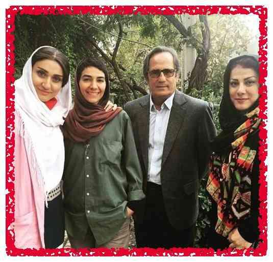 بیوگرافی مجید مظفری و همسرش