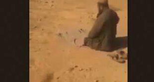 فیلم اعدام مبارز پنجشیری (+16) دلخراش