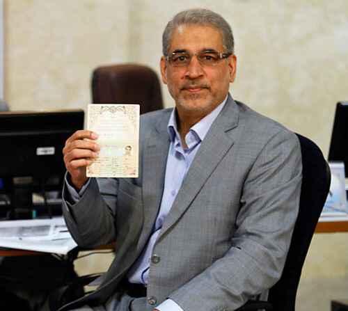 بیوگرافی صادق خلیلیان استاندار خوزستان و همسر و فرزندانش +عکس و سوابق