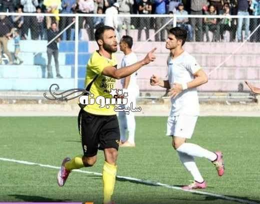 بیوگرافی شاهرخ غلامرضاپور فوتبالیست مهاجم و همسرش + عکس و اینستاگرام