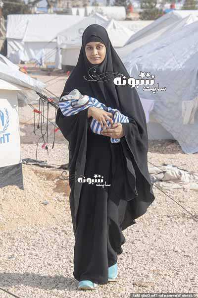 بیوگرافی شمیمه بیگم عروس داعش و ماجرای پیوستن به داعش +عکس جدید