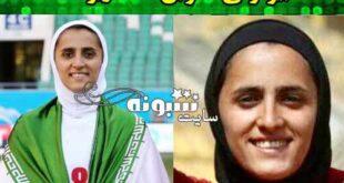 زندگینامه بهناز طاهرخانی کاپیتان تیم ملی فوتبال بانوان +پیج اینستاگرام